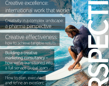 The Executional Excellence issue of Perspective magazine