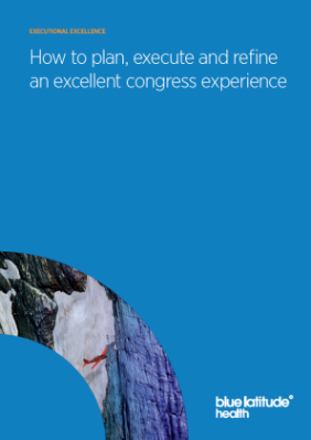 How to plan, execute and refine an excellent congress experience