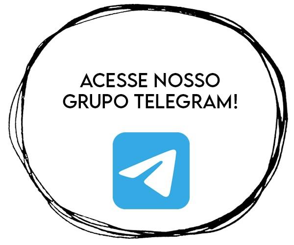 Acesse o Telegram