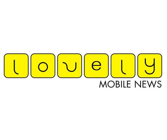 Lovely Mobile News Logo