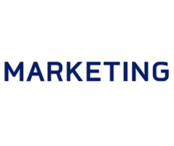 Marketing Interactive Logo