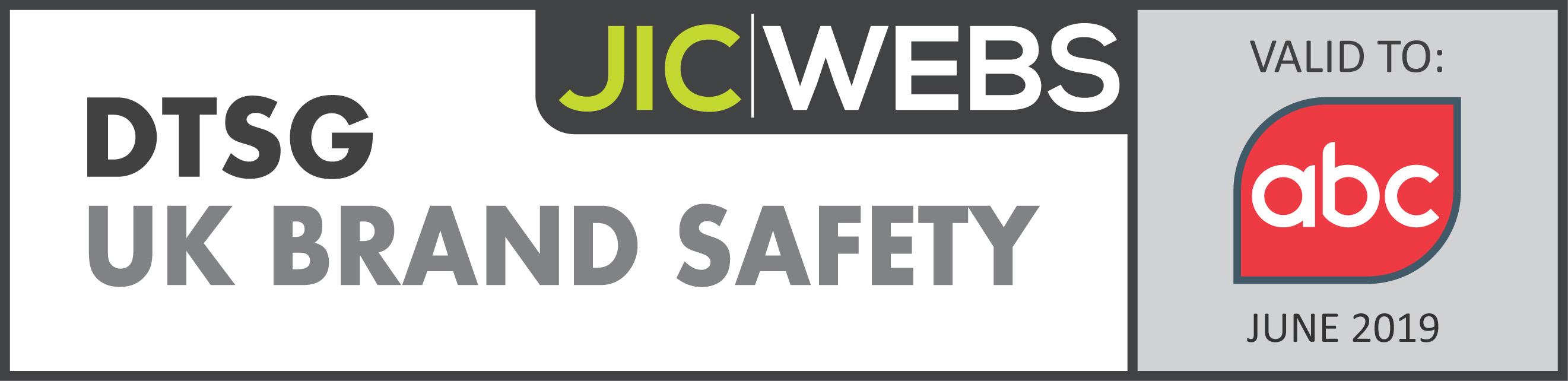 DTSG Brand Safety Seal