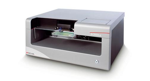 Dispenseur D300e, distribution aqueuse haute précision en gouttelettes pour microplaques