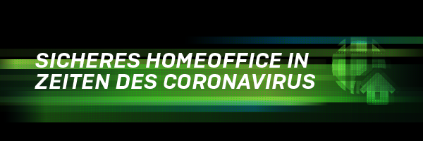 Webinar-Aufzeichnung: Sicheres HomeOffice