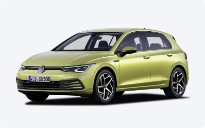 New VW Golf VIII
