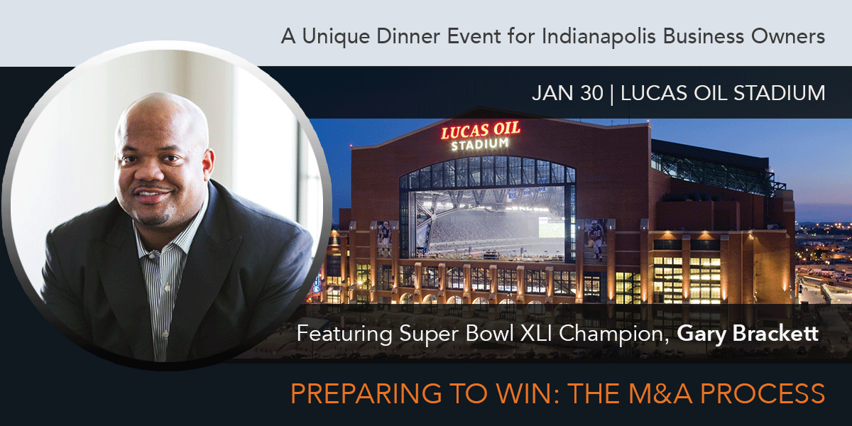 Complimentary Dinner Event for Indianapolis Business Owners