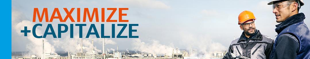 Endress+Hauser | Maximize+Capitalize