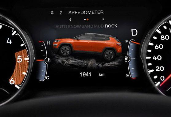 Jeep Compass DNA jog