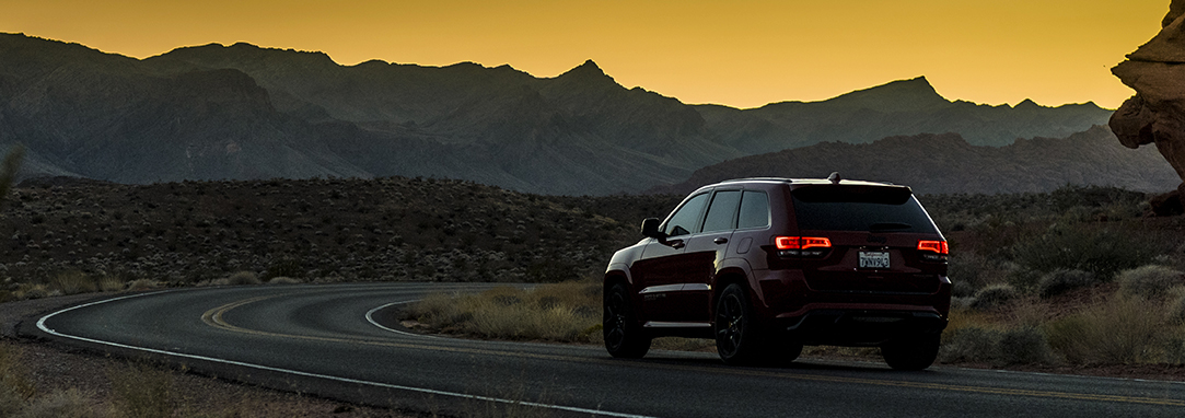 The new Grand Cherokee Trackhawk