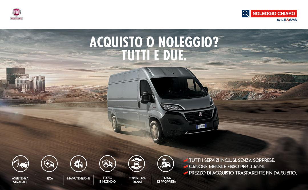 Fiat Professional Gamma