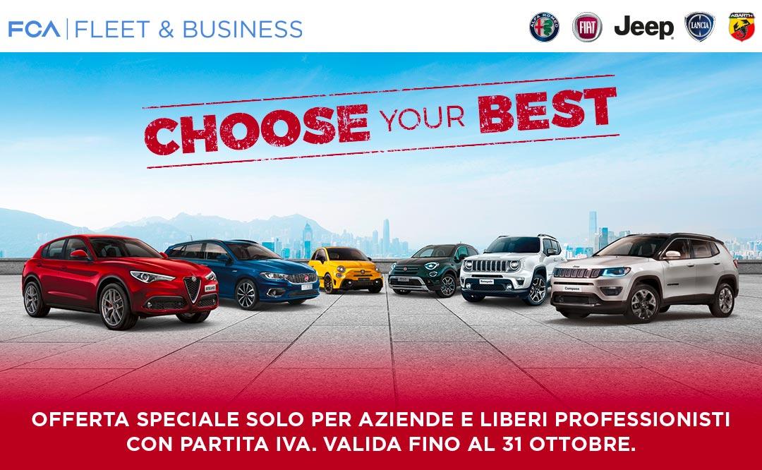 Fiat Incentivi Bonus Impresa