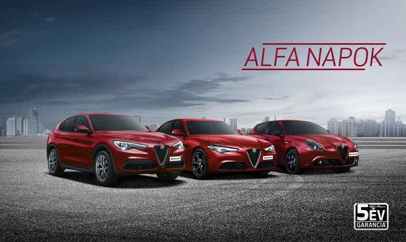 Range Alfa