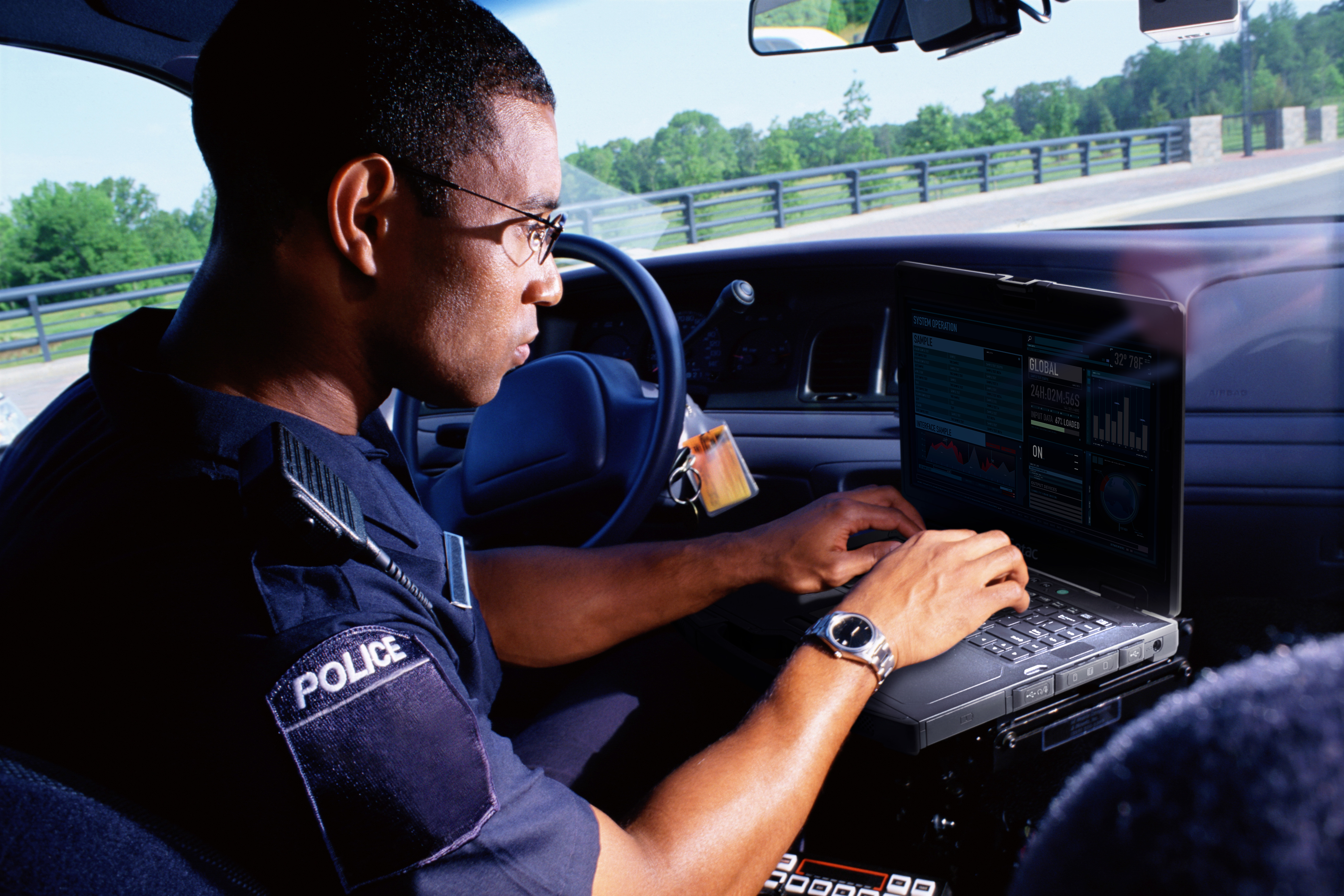 Getac S410 public safety sector