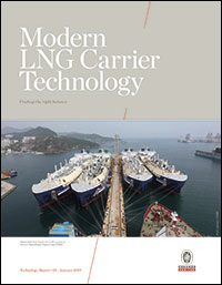 Modern LNG Carrier Technology - Finding the right balance