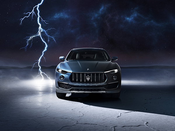Levante Hybrid: Performance Charged