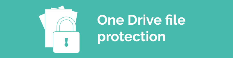 one drive file protection