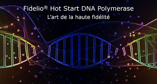 FIDELIO® Hot Start DNA polymerase – PCR haute-fidèlité