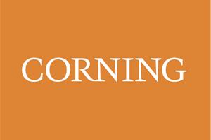 Logo de la gamme Corning