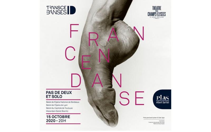 Spectacle Le Ballet français à l'honneur