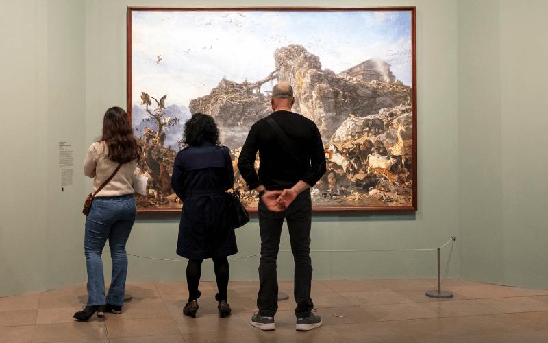Le Musée d'Orsay présente la Carte blanche duo au tarif réduit