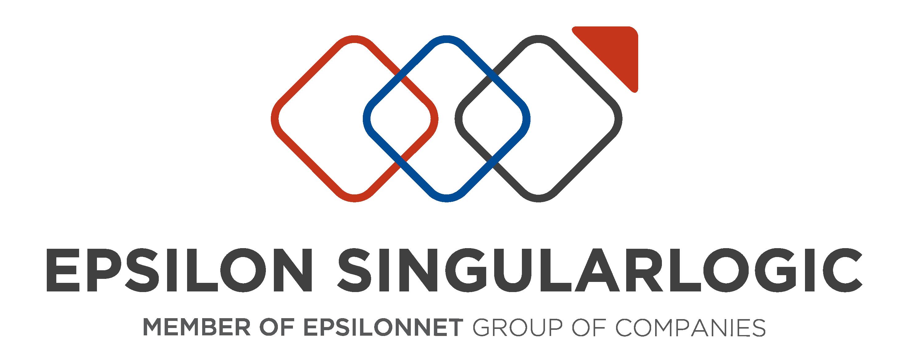 Epsilon SingularLogic Logo