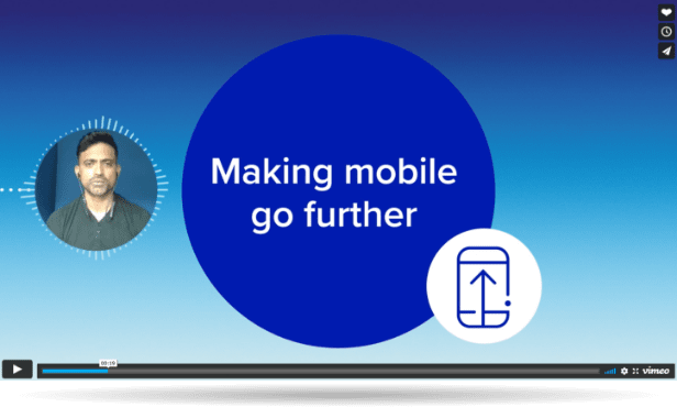 Making mobile go further