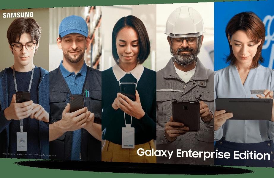 Samsung | Galaxy Enterprise Edition