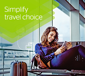 Simplify travel choice.