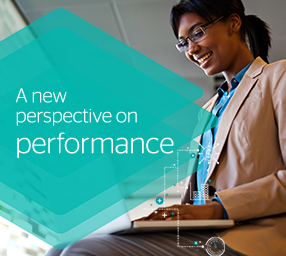 A new perspective on performance.