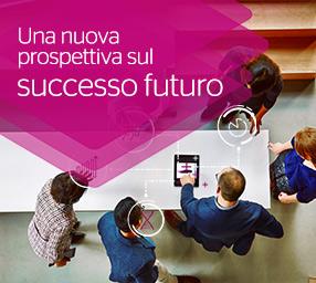 Una nuova prospettiva sul successo futuro.