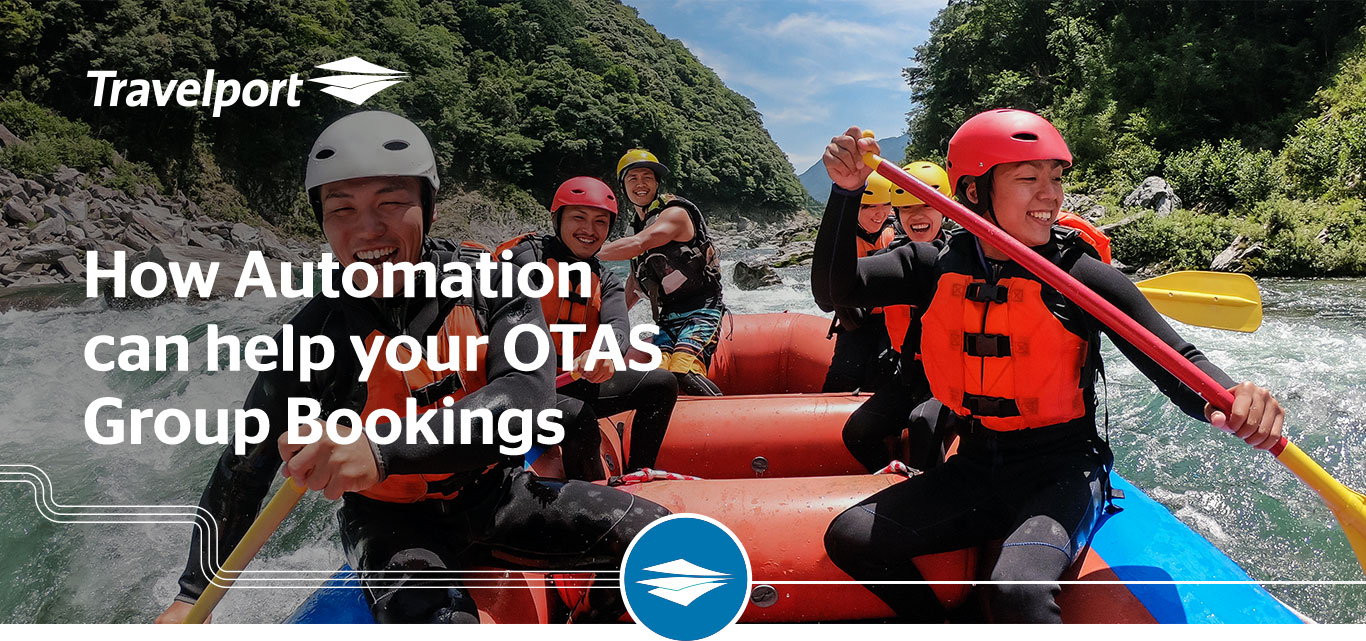 How Automation can help your OTAS Group Bookings.