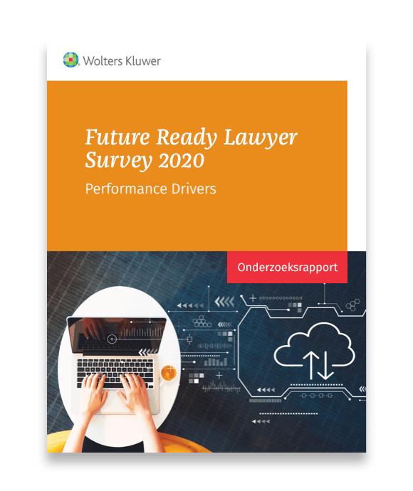 Future Ready Lawyer onderzoeksrapport